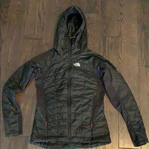 Small summit series black north face jacket